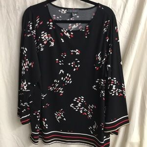 Tops - The Limited bell sleeve tunic